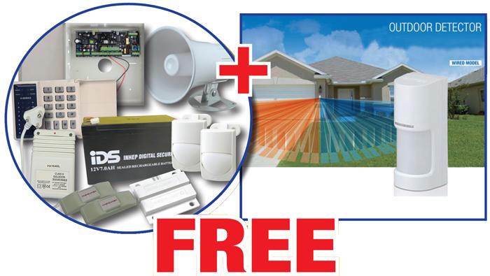 free cctv kit